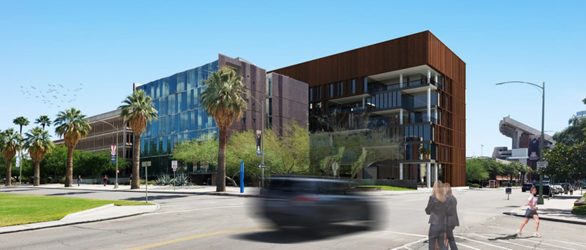 University of Arizona - Grand Challenges Research Building
