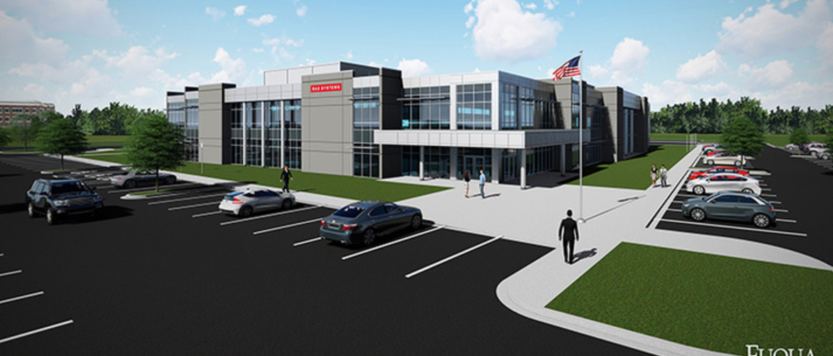 BAE Systems - Huntsville Expansion