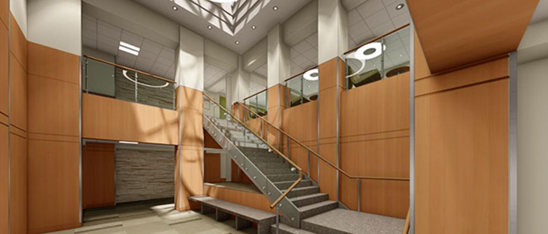 UMass Memorial Medical Center - New Atrium
