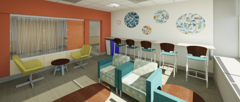 UMass Memorial Medical Center - New Patient Waiting Area