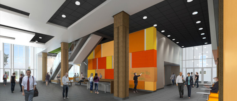 University of Tennessee - Mossman Science Center