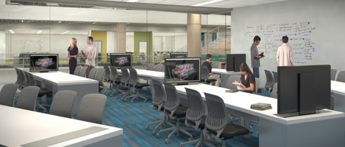 Texas A&M University - Zachry Engineering Education Complex