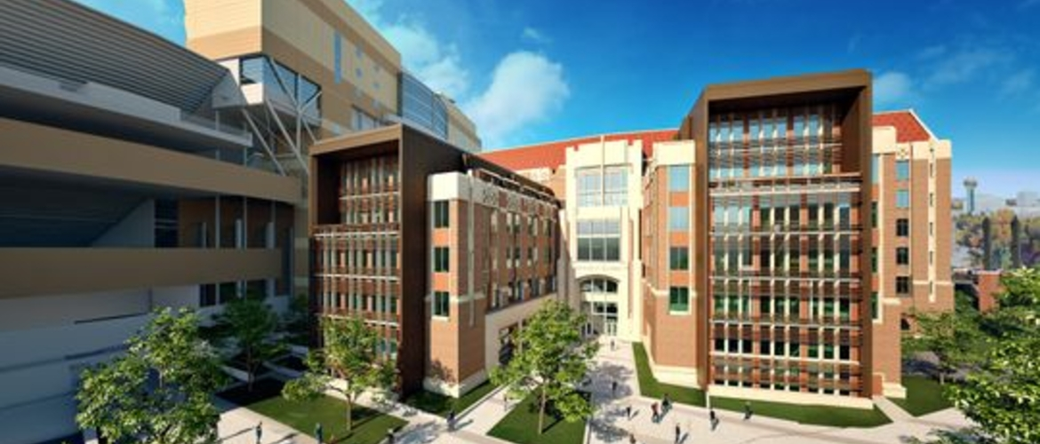 University of Tennessee at Knoxville - New Engineering Building