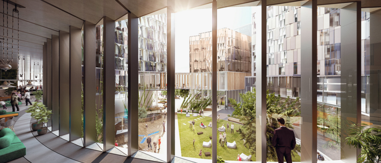 University of Melbourne - Melbourne Connect Innovation Precinct