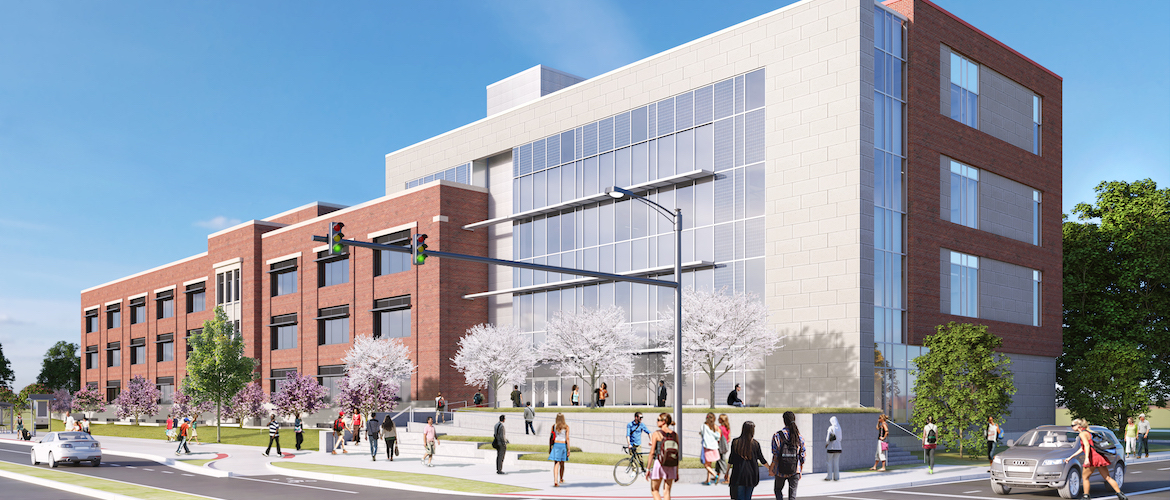 University of Illinois - Mechanical Engineering Building Renovation and Expansion