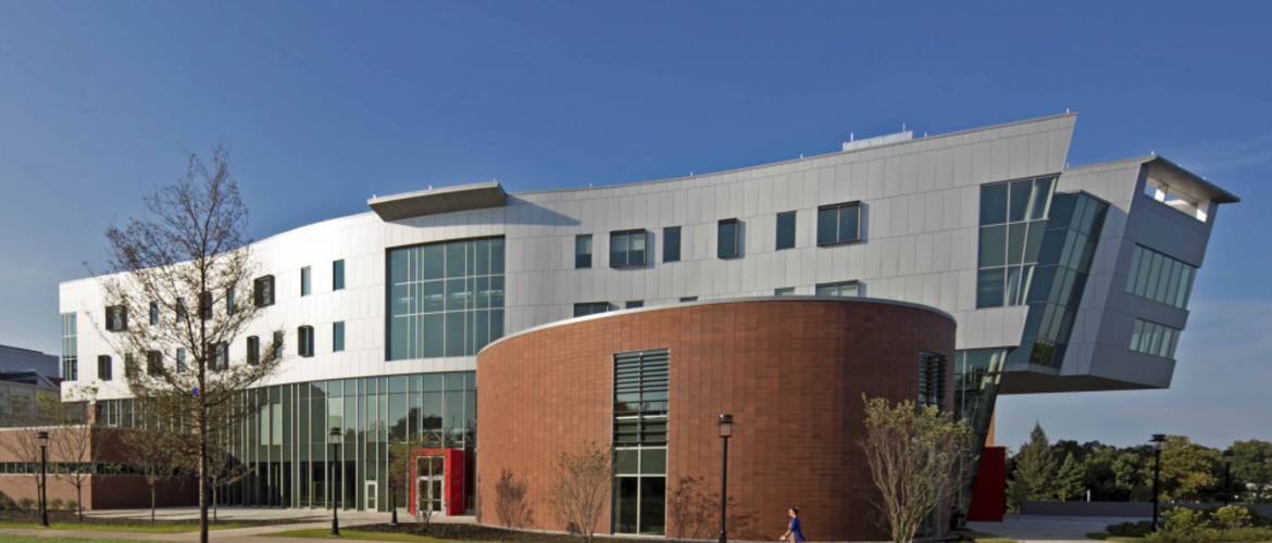 Rutgers University - Richard Weeks Hall of Engineering
