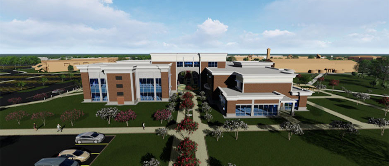 Pensacola State University - Baars Building