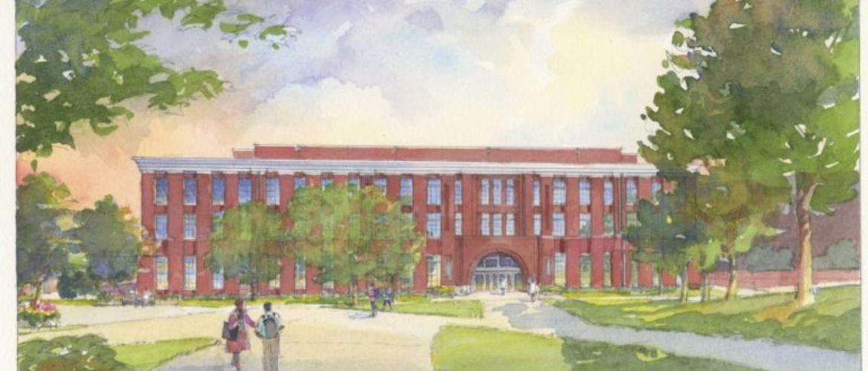 University of Georgia - I-STEM Research Building