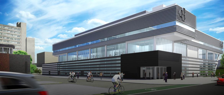 University of Manchester - The Masdar Building - Graphene Engineering Innovation Centre