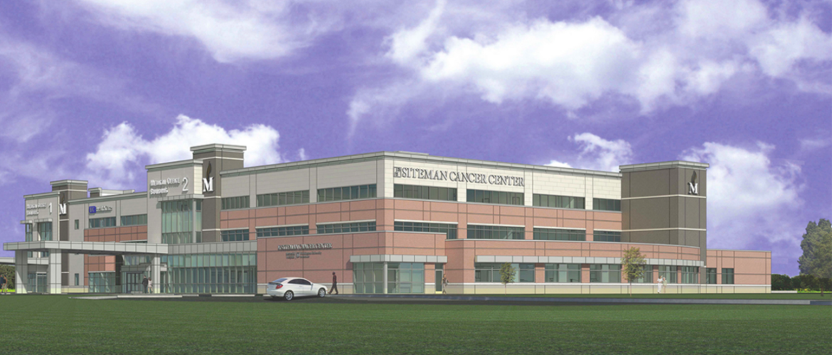 Siteman Cancer Center - Memorial Hospital East.