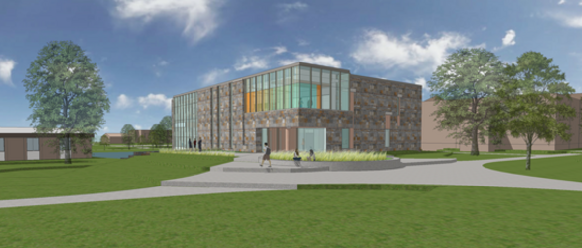 Cornerstone College - Jack and Mary De Witt Center for Science and Technology