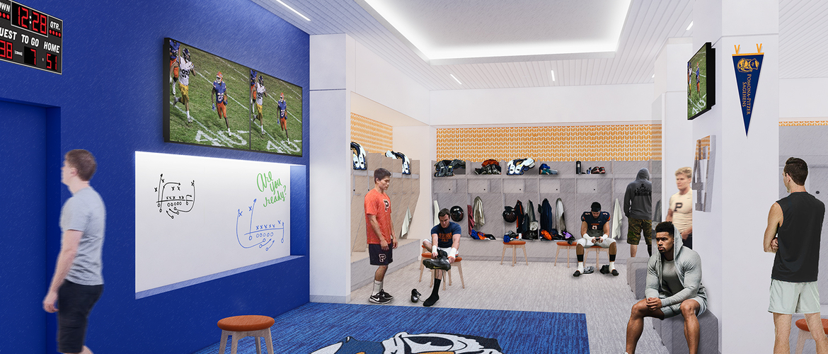 Pomona College Plans Rains Center For Sport And Recreation
