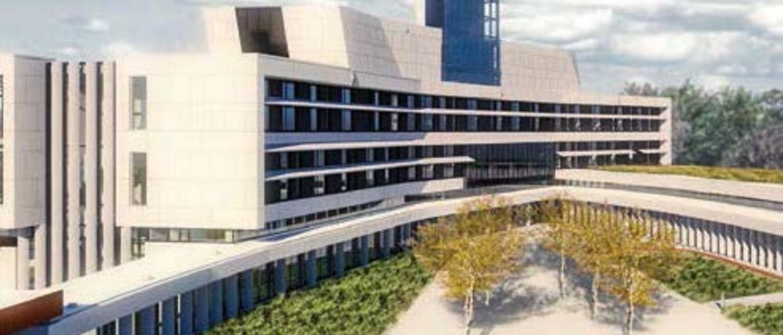 York University - Rob and Cheryl McEwen Graduate Study & Research Building