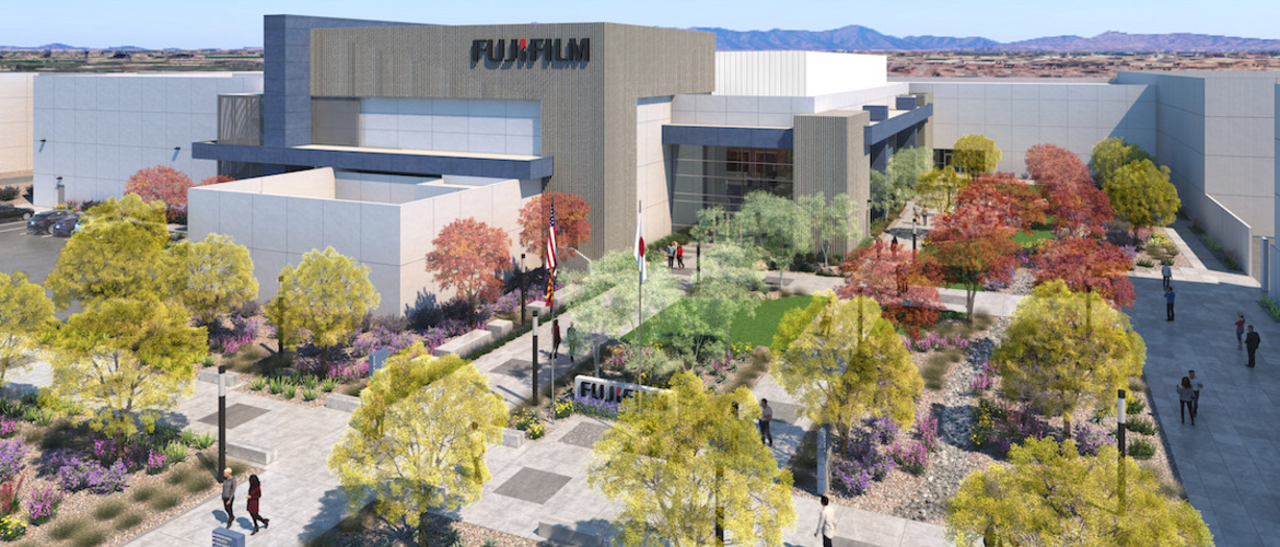 FUJIFILM - Mesa R&D Expansion