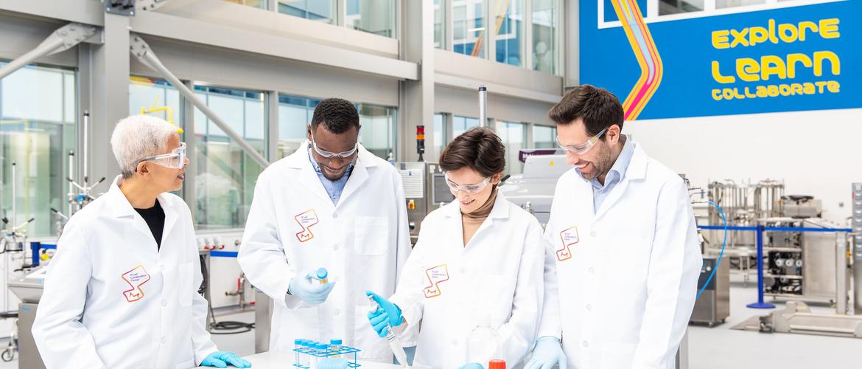 Merck - M Lab™ Collaboration Center