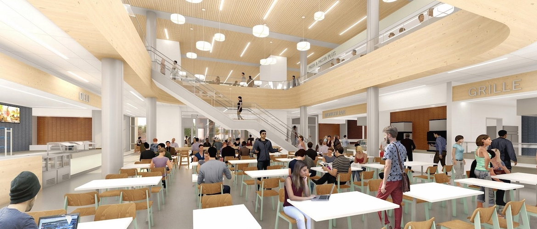 Auburn University - Dining Hall