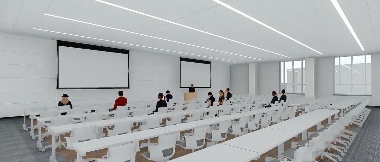 Auburn University - Advanced Classroom and Laboratory Complex