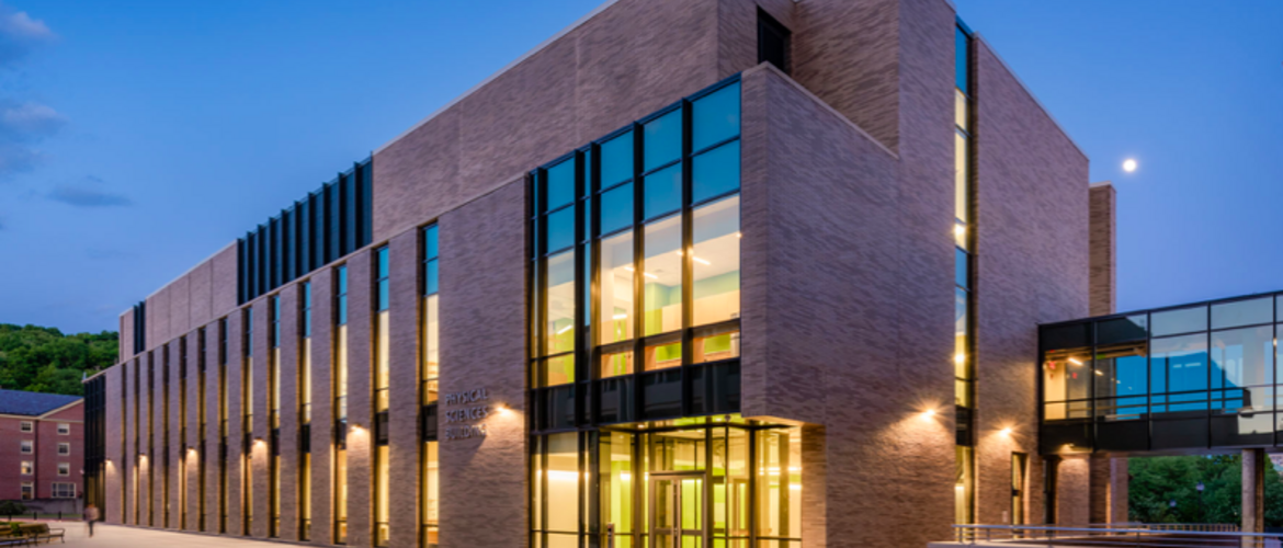University of Massachusetts Amherst - Physical Sciences Building