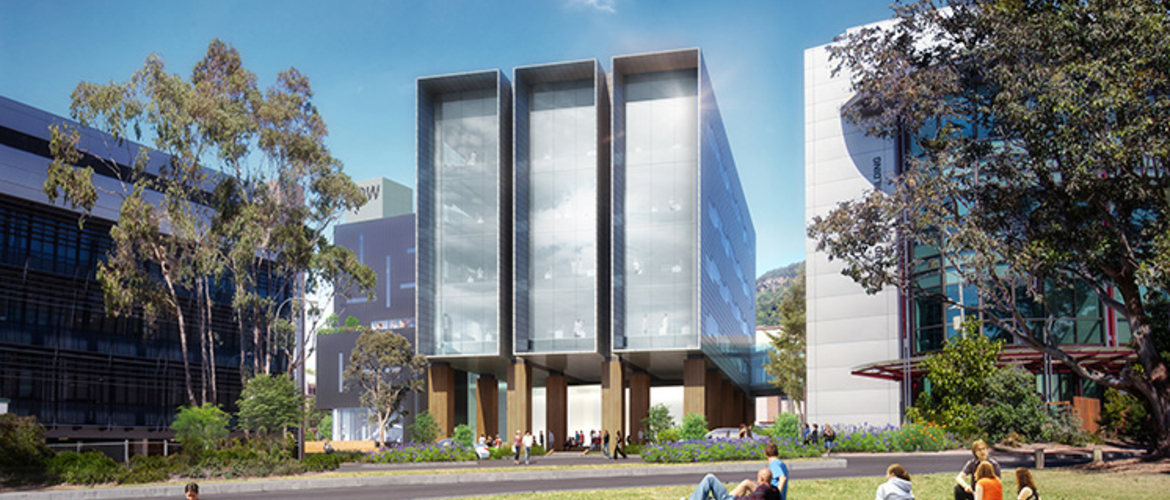 University of Wollongong - Molecular Horizons Facility