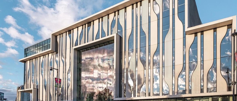 Simon Fraser University - Sustainable Energy Engineering Building