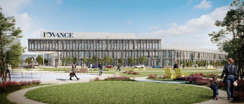 Iovance Biotherapeutics - The Navy Yard Production Facility