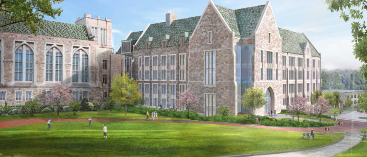 Boston College - Schiller Institute for Integrated Science and Society