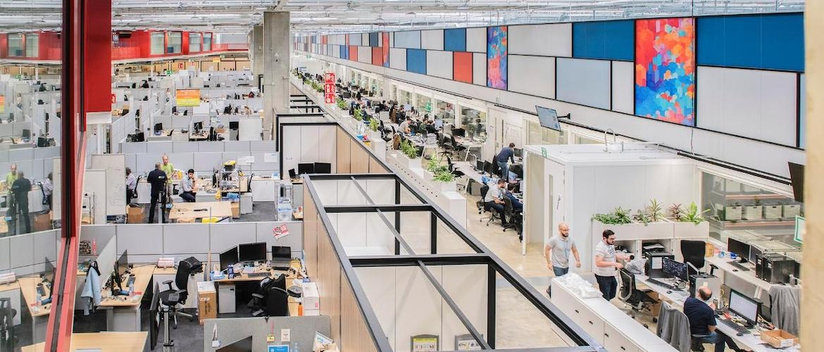 HP - 3D Printing and Digital Manufacturing Center of Excellence in Barcelona