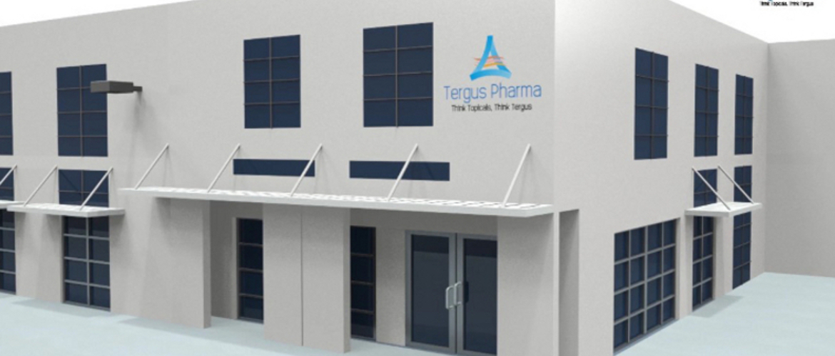 Tergus Pharma - cGMP Commercial Manufacturing Facility - Research Triangle Park