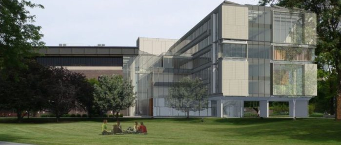 University of Illinois at Chicago - Computing, Design, Research and Learning Center