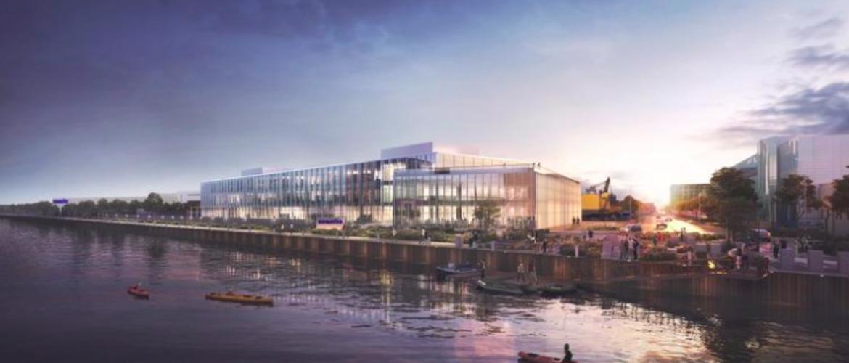 Komatsu Mining Corp. - Milwaukee Headquarters Campus