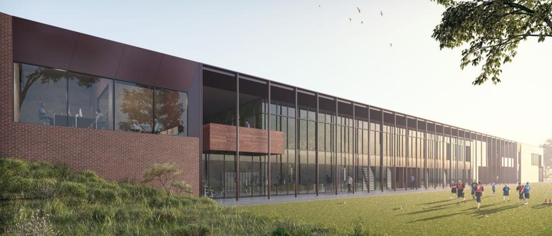 Charles Sturt University - Stage 2A Building