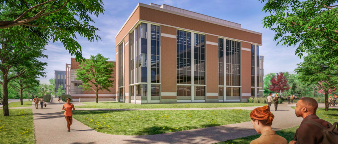Michigan State University - STEM Teaching and Learning Facility