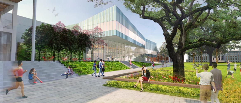 Tulane University - The Commons