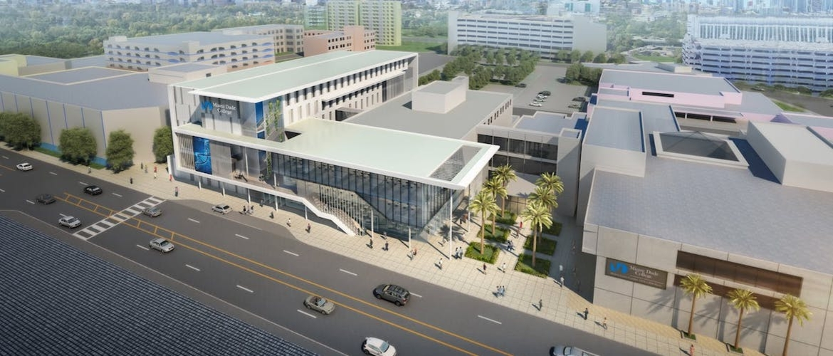 Miami Dade College - Center for Learning, Innovation and Simulation