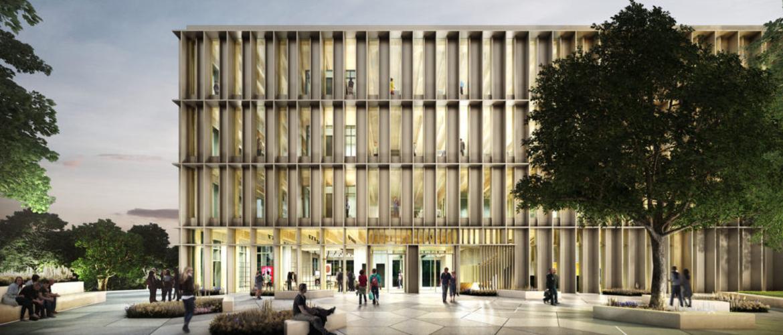 University of Warwick - Interdisciplinary Biomedical Research Building