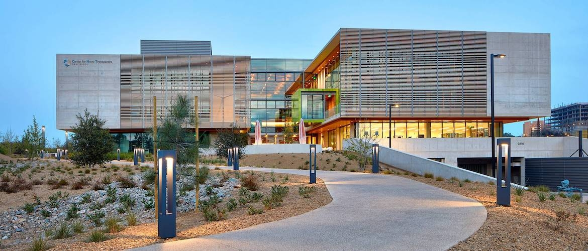 BioMed Realty & UC San Diego - Center for Novel Therapeutics