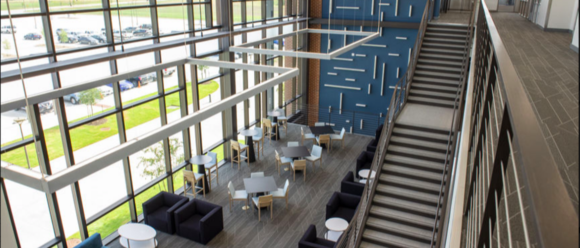 Texas A&M University - Academic Alliance Complex Phase One