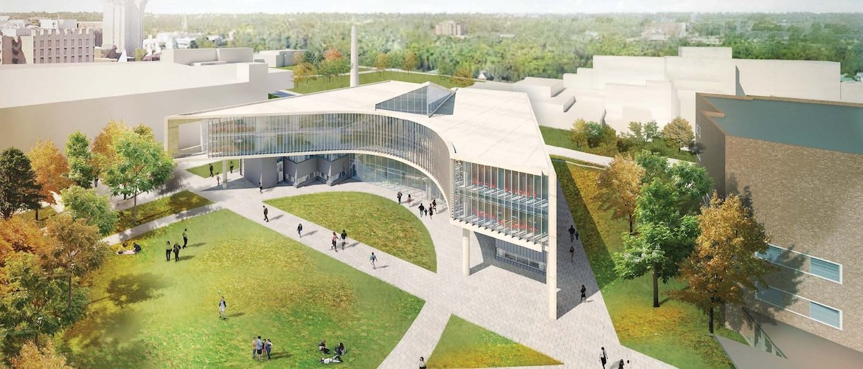 University of Cincinnati - Health Sciences Building