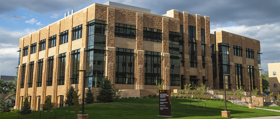 University of Wyoming - Engineering Education and Research Building