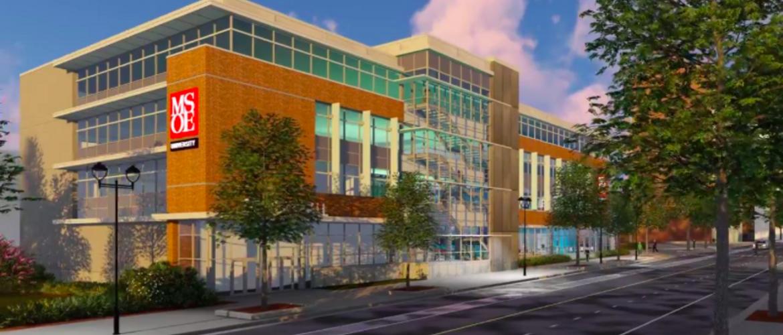 Milwaukee School of Engineering - Diercks Computational Science Hall