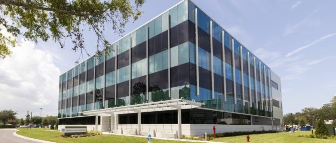 Mayo Clinic & United Therapeutics - Discovery and Innovation Building