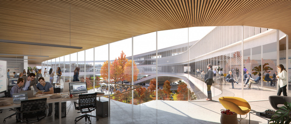 Ford Motor Company - Dearborn Research Campus