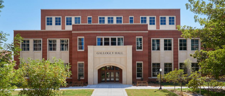 University of Oklahoma - Gallogly Hall