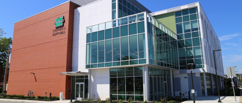 Marshall University - Stephen J. Kopp Hall