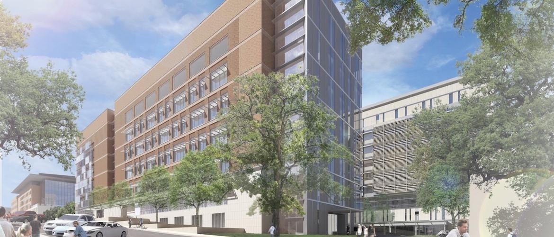 University of Texas at Austin - Energy Engineering Building