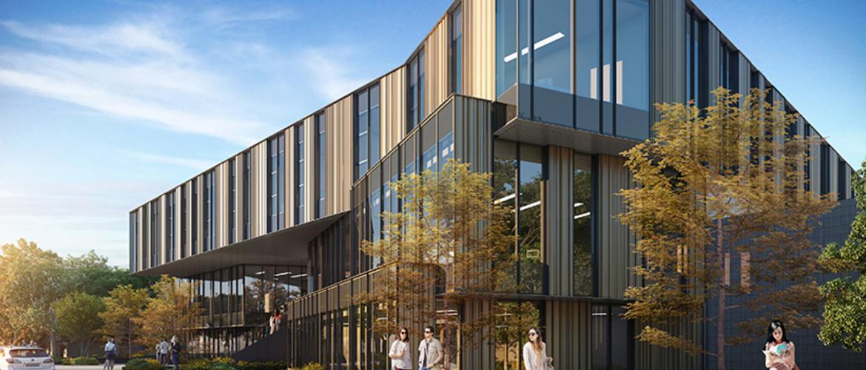 Harvey Mudd College - Scott A. McGregor Computer Science Center