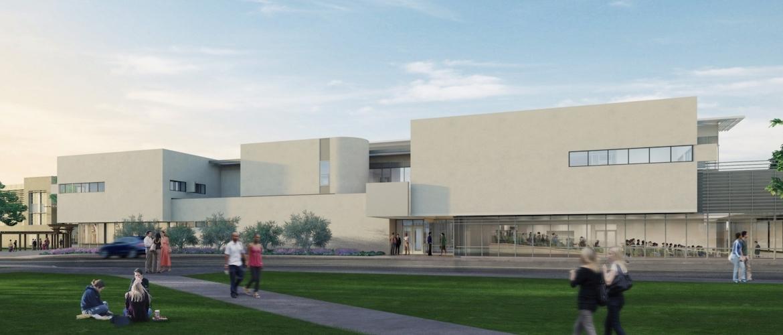 University of New Mexico - Physics, Astronomy, and Interdisciplinary Science Center