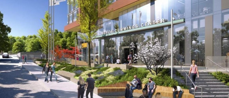 Tufts University - Joyce Cummings Center