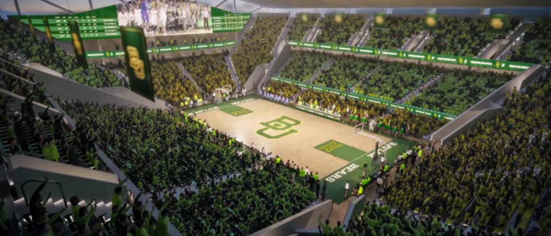 Baylor University - Basketball Pavilion