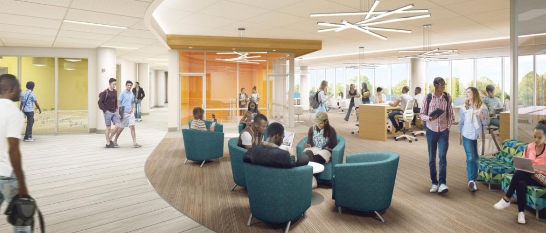 North Carolina A&T University - Engineering Research & Innovation Center